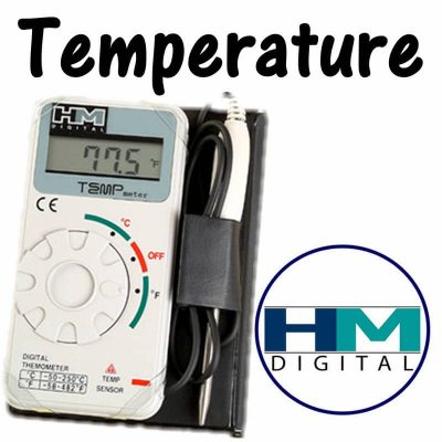 Water Temperature Meters - Australia