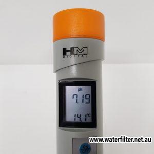 HM Digital pH Meter Tester