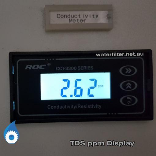 Inline TDS Meter Australia