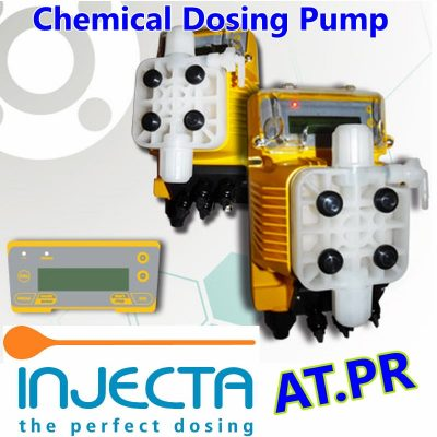 Injecta Chemicals Dosing Pumps - Australia