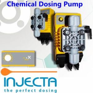 Injecta Chemicals Dosing Pumps - Australia