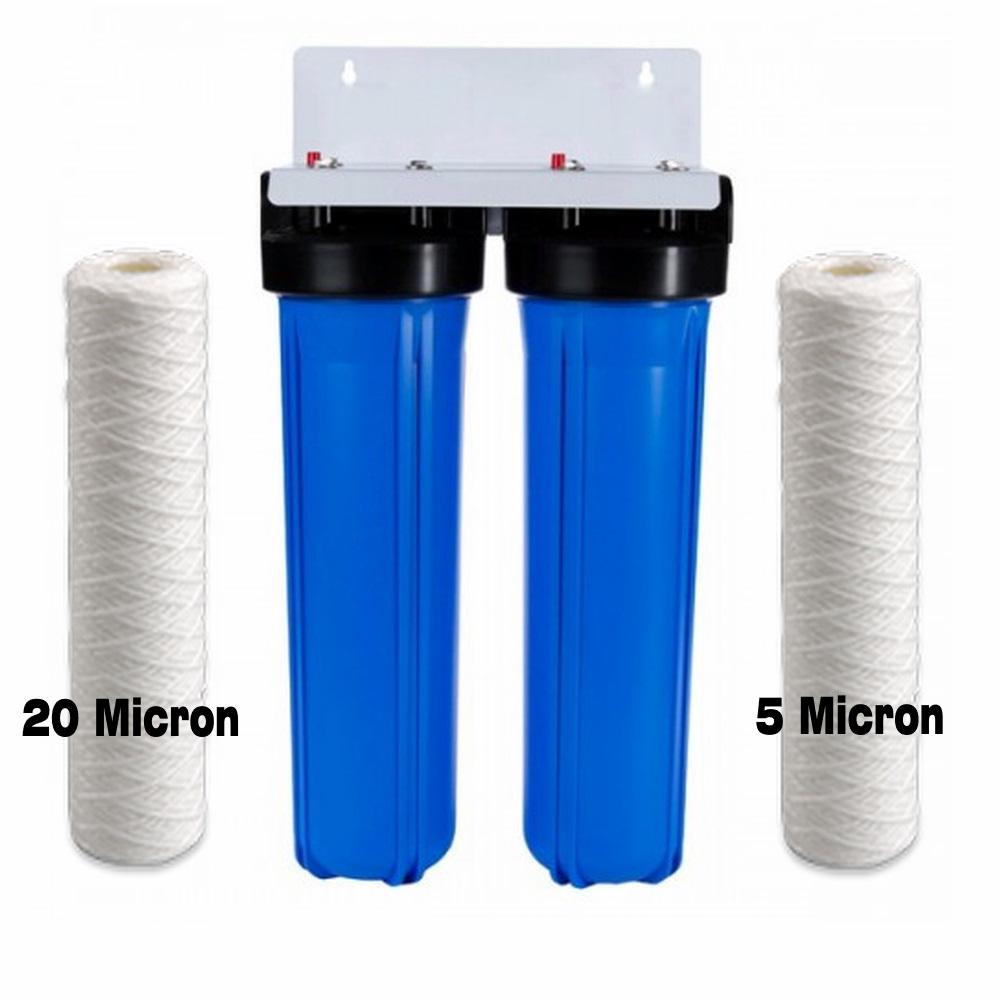 4 Stage Undersink Ultra-Filtration & Alkaline System