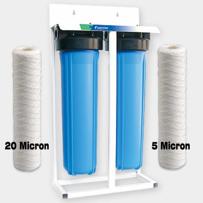 The Best Whole House Big Blue Water Filter in Australia, with Sediment Cartridges
