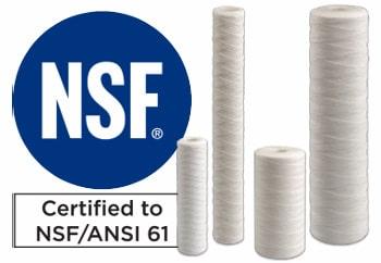 Quality Water Filter Cartridges -Sediment Cartridges - Australia