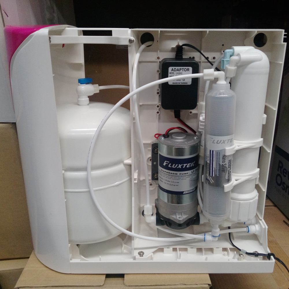 Cb 4 Amp 5 Stage Compact Under Sink Reverse Osmosis Filter