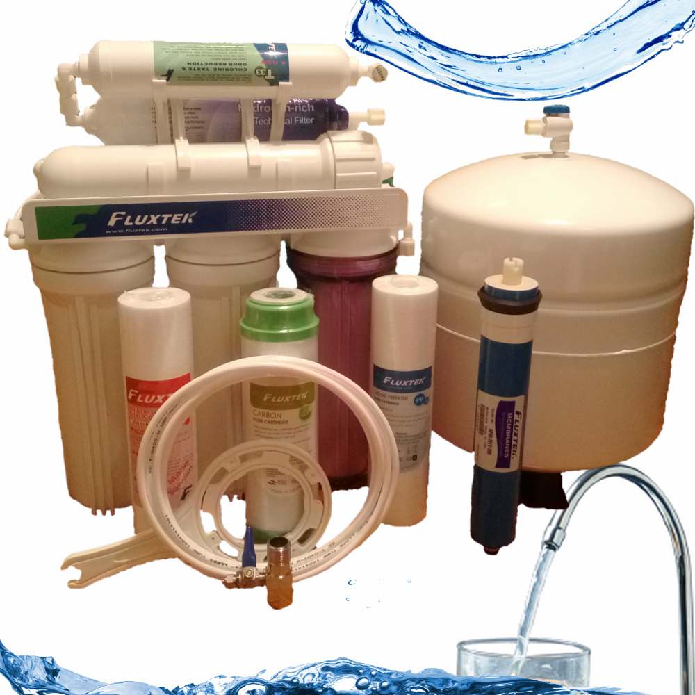 Compact Under Sink Reverse Osmosis Water Filter