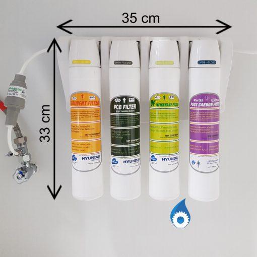 Waco Undersink Water Filter