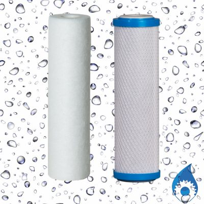 10 inch PP+CTO Filter Cartridge Australia