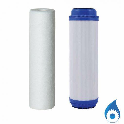 10 inch PP+GAC Water Filter Cartridge Australia