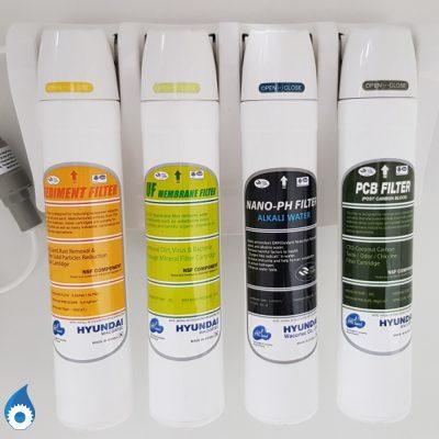 4 Stage Under Sink Water Filter Australia