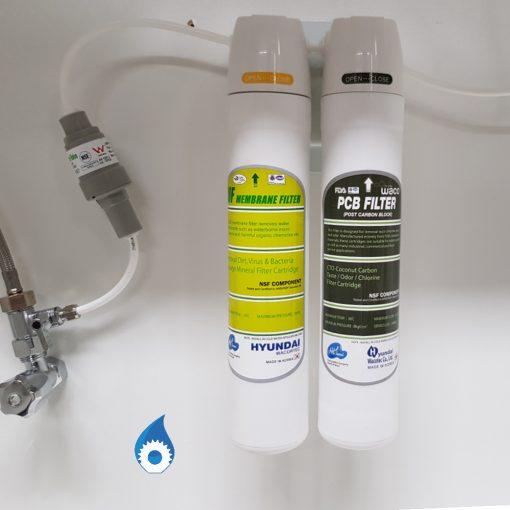 Dual Undersink Water Filter Australia