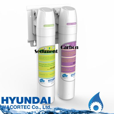 Twin Under Sink Water Filters Australia