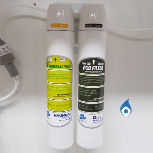 Twin Undersink Water Filter Australia