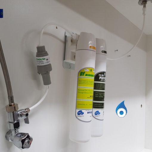 Twin Undersink Water Purifier Australia
