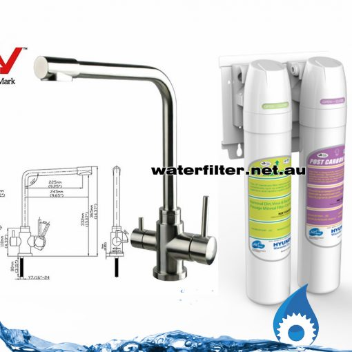 K1 way mixer tap with filter Australia