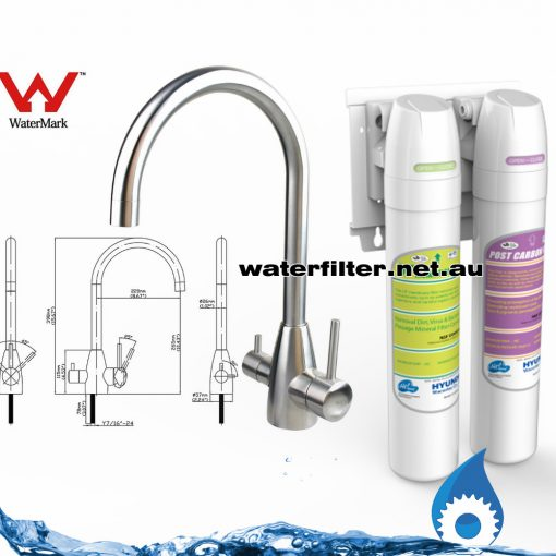 K5 way mixer tap with filter Australia
