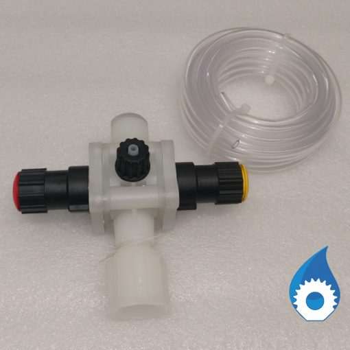 Chemical Dosing Pump Muntifunctional Safty Valve Australia