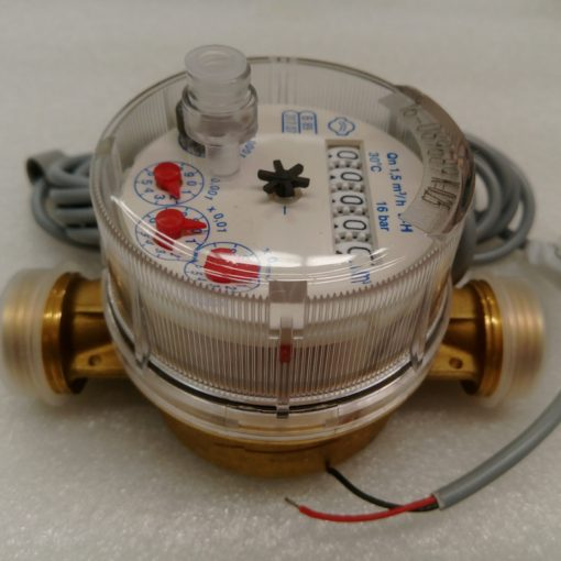 Cold Water Meter with Pulse Output