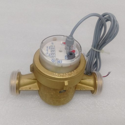 Water Meter with Pulses Output