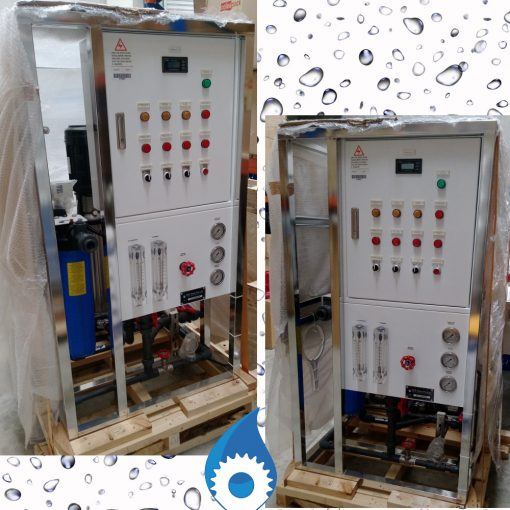 Industrial Reverse Osmosis System Australia