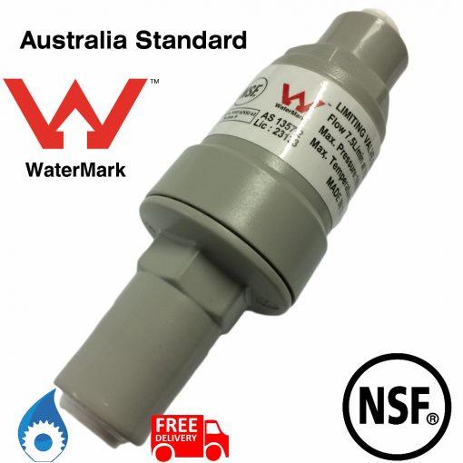 Pressure Limiting Valve Watermark Australia LPV