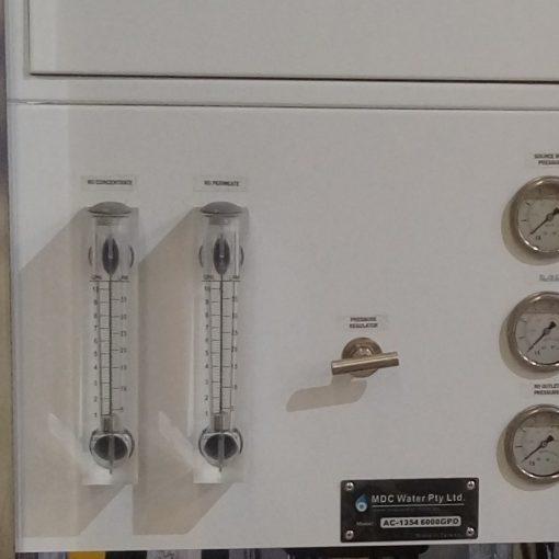 Flow Meter For RO