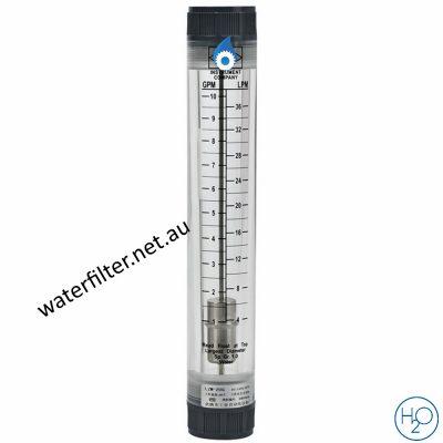Inline Rotameter Water Flow Meter Australia