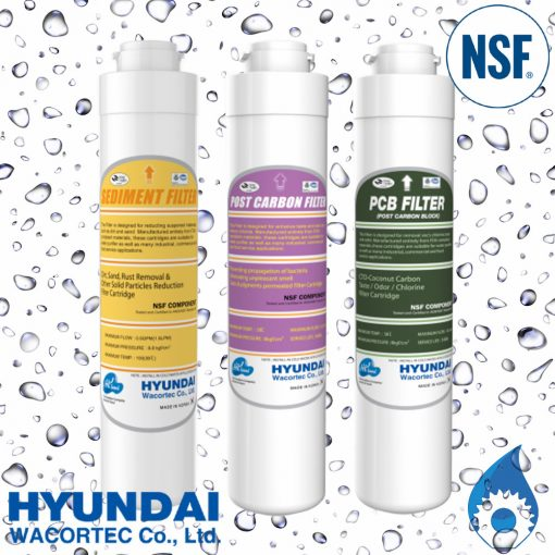 HYUNDAI Water Filter Cartridge Australia