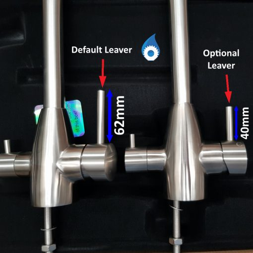 Short Leaver for 3 Way Mixer Tap
