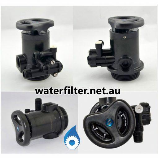 Manual Water Softener Head Valve Australia