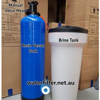 Residential Manual Water Softener Australia