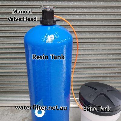 Commercial Manual Water Softener Australia