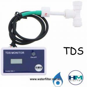HM SM-1 Inline TDS Meter