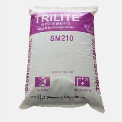 Mixed DI Resin Trilite SM210