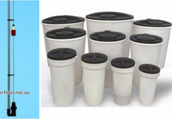Salt Brine Tank For Water Softener Australia