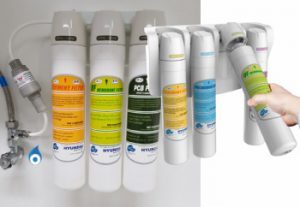 Undersink Water Filter Kit Australia