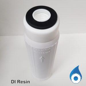 10 Inch DI Resin Cartridge - Tap Water