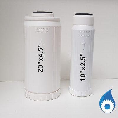 10 Inch DI Resin Filter