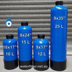 DI Resin Vessel System